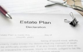 estate plan declaration