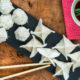Dim sum - chinese chicken dumplings and coconut coated prawn snowballs with reach soy dip. Party food idea.